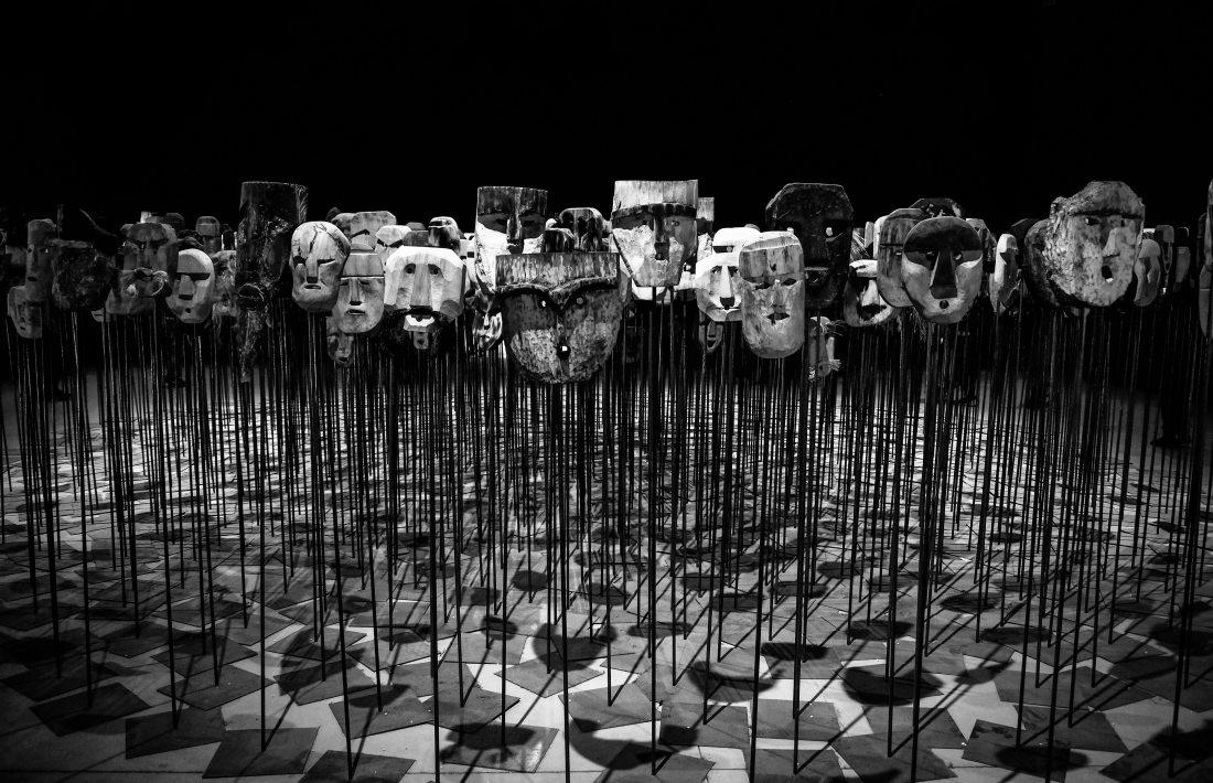 Masks (Francesco Ungaro)