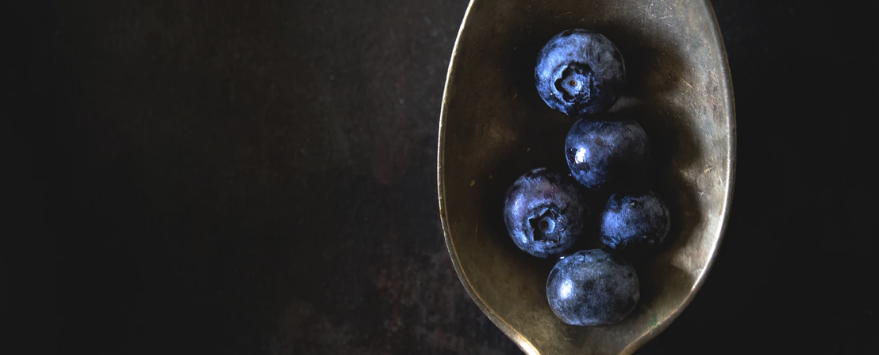 Blueberries by Mike Kenneally