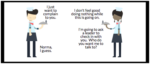 3 Talk to Norma